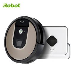 双11预售:iRobot Roomba 961+Braava 381 扫拖机器组合