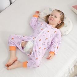 24日10点:芭咪乐 单层短袖小恐龙婴儿睡袋