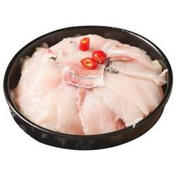 PLUS会员:信豚 免浆黑鱼片 500g
