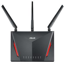 京东PLUS会员:ASUS 华硕 RT-AC86U 双频2900M 无线路由器