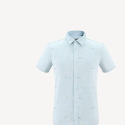 HLA 海澜之家 HNECJ2R024A24 男士短袖衬衫