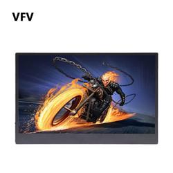 VFV 13.3英寸显示器(1920×1080、60Hz)黑色