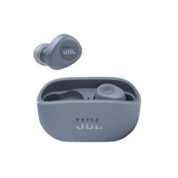 JBL 杰宝 W100TWS 入耳式真无线蓝牙耳机 蓝色