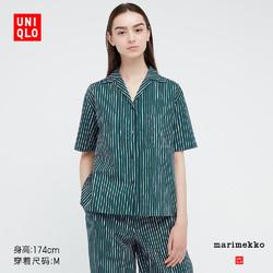 UNIQLO 优衣库 438624 女士衬衫