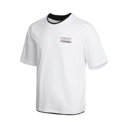PUMA 彪马 INTL2-Fer Tee 53225702男款短袖T恤