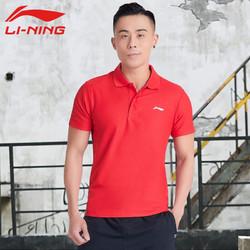 LI-NING 李宁 399 男士运动POLO衫
