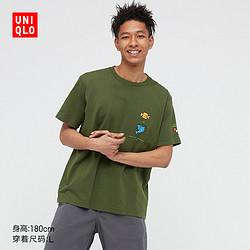 UNIQLO 优衣库 441560 男士短袖t恤