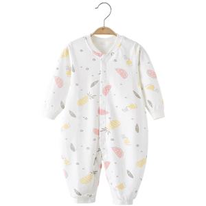 婴儿秋款连体衣