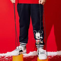 DisneyBaby 迪士尼宝宝 男童长裤
