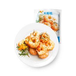 大希地 新鲜南美白虾仁 500g*3袋
